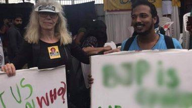 CAA Protests: सीएए के खिलाफ विरोध प्रदर्शन में हिस्सा लेने वाली नॉर्वे की महिला को छोड़ना होगा भारत, वीजा नियमों के उल्लंघन को लेकर मिला निर्देश