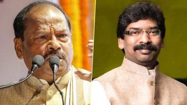 झारखंड चुनाव परिणाम 2019: हेमंत सोरेन होंगे अगले मुख्यमंत्री, रघुवर दास ने राज्यपाल को सौंपा इस्तीफा