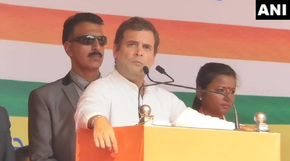 उन्नाव रेप केस: राहुल गांधी का केंद्र पर बड़ा हमला, कहा-यूपी में बीजेपी के एक विधायक ने बलात्कार किया, लेकिन मोदी ने एक शब्द तक नहीं बोला