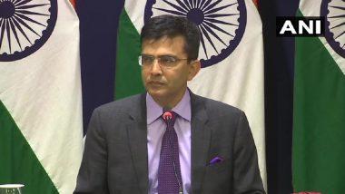 भारत से फरारचल रहेनित्यानंद स्वामी का पासपोर्ट किया गया रद्द, नए का आवेदन भी खारिज: विदेश मंत्रालय के प्रवक्ता रवीश कुमार