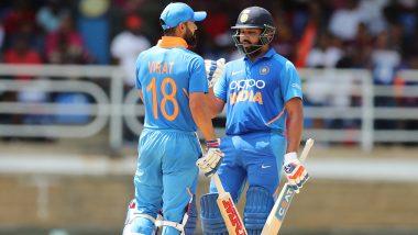Ind vs Aus 3rd ODI 2020: रोहित शर्मा और विराट कोहली की तूफानी पारी के आगे ढेर हुई टीम ऑस्ट्रेलिया, 2-1 से सीरीज पर भारत ने किया कब्जा