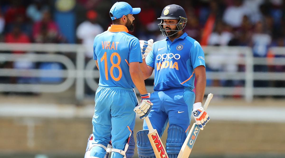 IND vs WI 3rd ODI 2019: भारतीय बल्लेबाजों की आतिशी बल्लेबाजी, सीरीज पर 2-1 से जमाया कब्जा