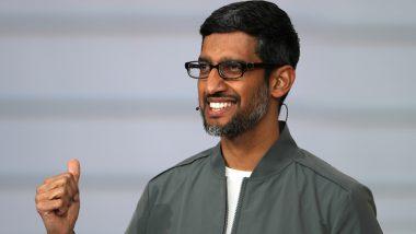 सुदंर पिचाई का हुआ प्रमोशन, गूगल की पैरंट कंपनी Alphabet के सीईओ बने