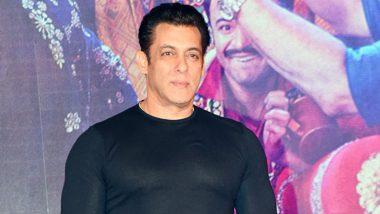 सलमान खान ने किया बड़ा खुलासा, कहा- फिल्म दबंग 3 में चुलबुल पांडे का असल किरदार नकारात्मक था