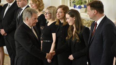 सना मरीन बनीं फिनलैंड की सबसे युवा प्रधानमंत्री, उम्र है महज 34 वर्ष