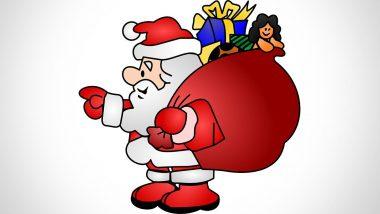 Christmas 2019: कौन थे असली सीक्रेट सैंटा और क्यों क्रिसमस के दिन मोजे में गिफ्ट देने की निभाई जाती है परंपरा, जानिए इससे जुड़ी दिलचस्प कहानी