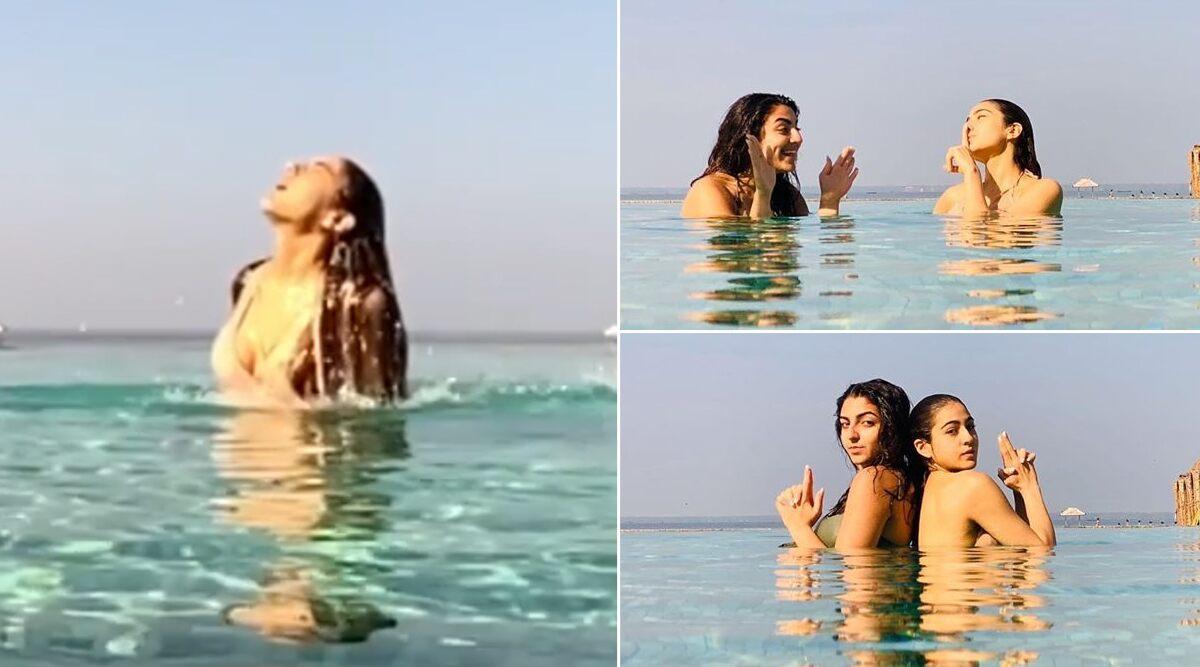 सारा अली खान का ये बेहद Hot Video इंटरनेट पर देखकर हैरान हैं फैंस, दिखा बोल्ड अंदाज