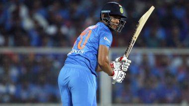 IND vs WI 2nd T20I 2019: शिवम दुबे की आतिशी बल्लेबाजी, टीम इंडिया ने वेस्टइंडीज को दिया 171 रन का लक्ष्य
