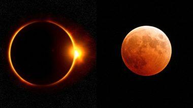 Solar/Lunar Eclipse in Year 2020: साल 2020 में लगेंगे कुल 6 ग्रहण, जानें चंद्र ग्रहण और सूर्य ग्रहण की तिथियां