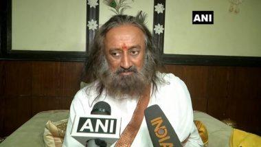 Ram Mandir Bhumi Pujan: आध्यात्मिक गुरु श्री श्री रविशंकर को भूमि पूजन के लिए नहीं मिला आमंत्रण