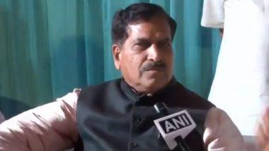 मोदी सरकार के मंत्री सुरेश अंगड़ी बोले-रेलवे को नुकसान पहुंचाने वाले प्रदर्शनकारियों को देखते ही मारें गोली