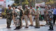 प्रधानमंत्री आवास के बाहर विरोध प्रदर्शन करने पर AAP नेता जनरैल सिंह हिरासत में