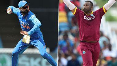 IND 316/6 in 48.4 Overs (Target 315/5) | India vs West Indies 3rd ODI 2019 Live Score Update: रोहित शर्मा को मिला 'प्लेयर ऑफ द मैच'