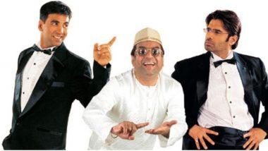 हेरा फेरी 3 को लेकर अक्षय कुमार ने दी ये गुड न्यूज, फैंस हो जाएंगे खुश