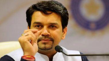 दिल्ली विधानसभा चुनाव 2020: बीजेपी सांसद अनुराग ठाकुर की भड़काऊ भाषणमामले में बढ़ी मुश्किलें, चुनाव आयोग ने 30 जनवरी तक मांगा जवाब
