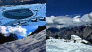 उत्तराखंड के औली में बर्फबारी का नजारा होता है जन्नत जैसा, यहां बनाएं अपने विंटर वेकेशन को यादगार