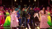 बिग बॉस 13 के मंच पर दबंग 3 का प्रमोशन, सलमान खान ने गाया - कुछ कुछ होता है
