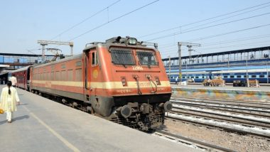 देश में सालभर में तीन हजार रेल गाड़ियां हुईं रद्द: रिपोर्ट