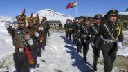 भारत चीन विवाद: सैन्य कमांडर लेवल की मीटिंग हुई खत्म, लेफ्टिनेंट जनरल हरिंदर सिंह लौट रहे हैं लेह