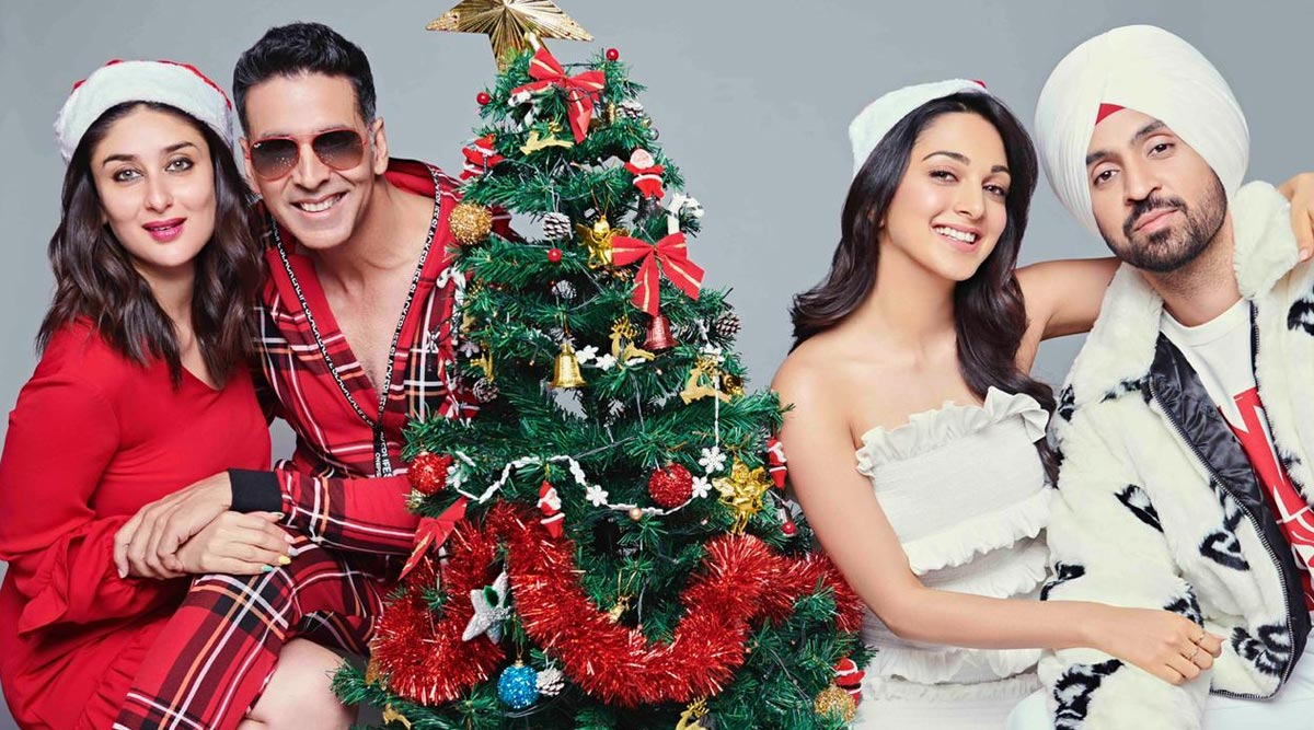 Merry Christmas 2019:अक्षय कुमार, करीना कपूर समेत इन सेलिब्रिटीज ने सांता सेमांगीये स्पेशल विश