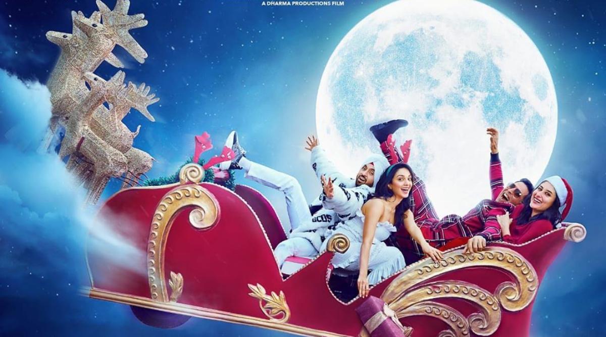 अक्षय कुमार ने क्रिसमस पर दिया फैंस को खास तोहफा, गुड न्यूज का नया गाना दिल ना जानिया किया शेयर