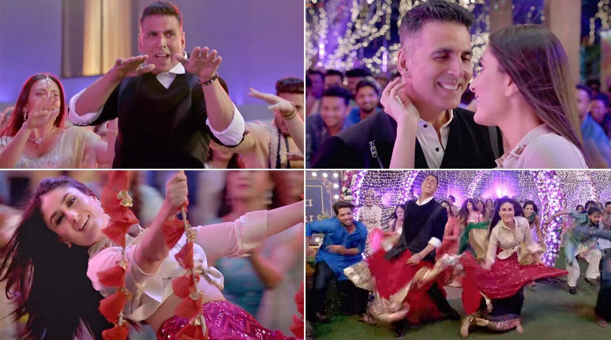 गुड न्यूज के नए पार्टी सॉन्ग लाल घाघरा में करीना के साथ अक्षय कुमार ने किया छप्परफाड़ डांस