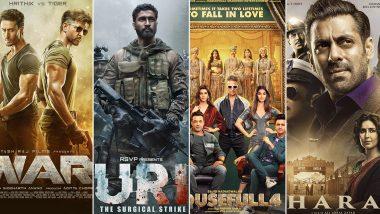 2019 Hit Bollywood Movies: बॉलीवुड की इन फिल्मों का साल 2019 में बॉक्स ऑफिस पर रहा बोलबाला, देखें पूरी लिस्ट