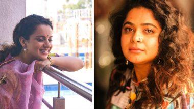 Panga: कंगना रनौत फिल्म के सेट पर निर्देशक अश्विनी अय्यर तिवारी से यूं लेती थी 'पंगा' !