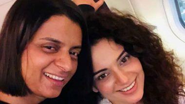Forbes India Celebrity 100 List देखकर भड़की कंगना रनौत की बहन रंगोली, मैगजीन को बताया फ्रॉड