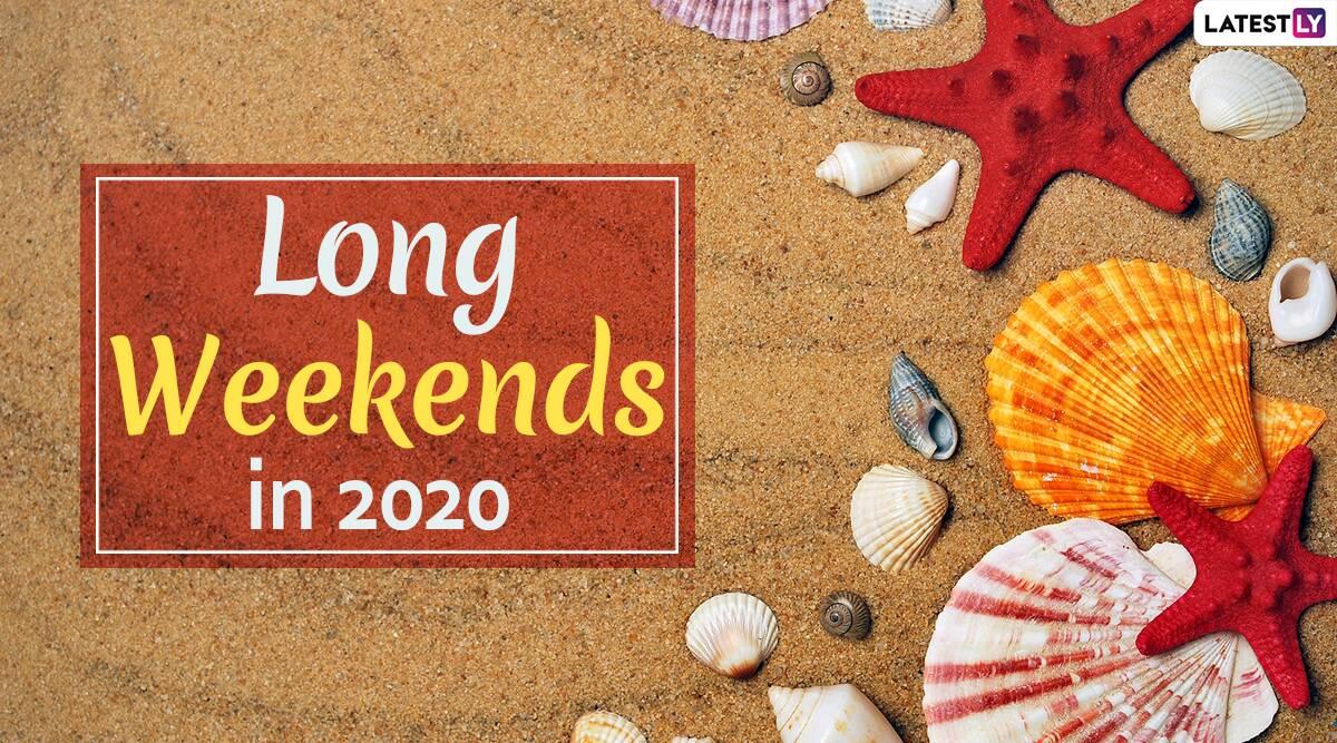 New Year 2020 Long Weekends: साल 2020 में घूमने के लिए अभी से प्लान करें वेकेशन, देखें लॉन्ग वीकेंड्स की पूरी लिस्ट