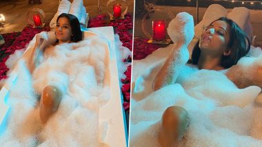 Monalisa Hot Pics: भोजपूरी स्टार मोनालिसा ने बाथटब में पोस्ट की न्यूड फोटो,अकेले में देखें