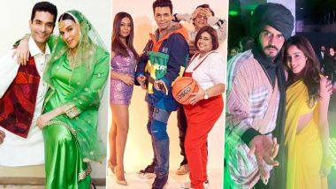PHOTOS: गौरी खान, जाह्नवी कपूर, नेहा धूपिया ने बॉलीवुड थीम पार्टी में बनाया ऐसा हुलिया, देखकर हैरान हुए फैंस
