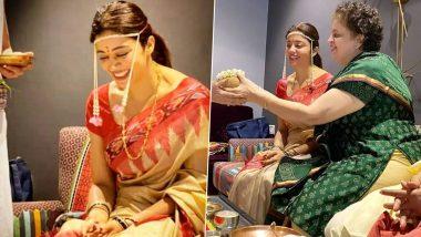 मोना सिंह के बाद नेहा पेंडसे भी बंधने जा रही है शादी के बंधन में, देखें तस्वीरें