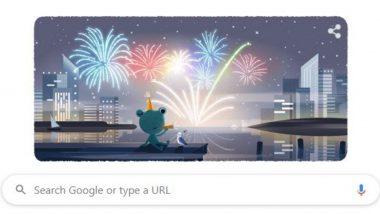 नए साल से पहले की आखिरी शाम को बेहद खास अंदाज में सेलिब्रेट कर रहा है गूगल, बनाया ये शानदार डूडल