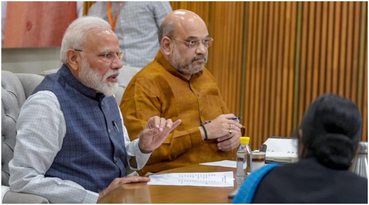 मोदी कैबिनेट की बैठक शुरू, नागरिकता संशोधन बिल को लेकर हो सकती है चर्चा, जल्द संसद में पेश किए जाने की संभावना