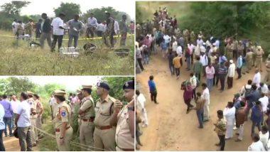 हैदराबाद एनकाउंटर पर तेलंगाना हाईकोर्ट में सुनवाई आज, राज्य सरकार सरकार ने गठित की SIT