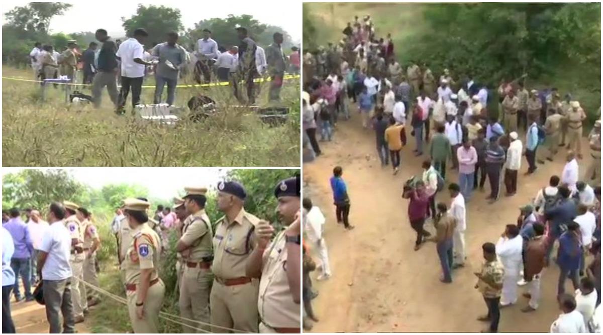 हैदराबाद एनकाउंटर: तेलंगाना सरकार ने मामले की जांच के लिए SIT टीम का किया गठन