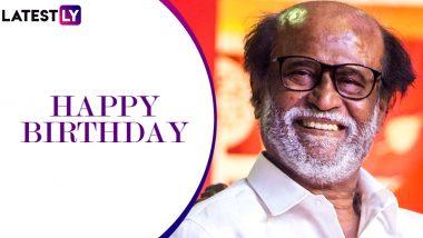 जन्मदिन विशेष: कभी कुली और बस कंडक्टररह चुकेरजनीकांत ऐसे बने दक्षिण भारत के सबसे बड़े सुपरस्टार