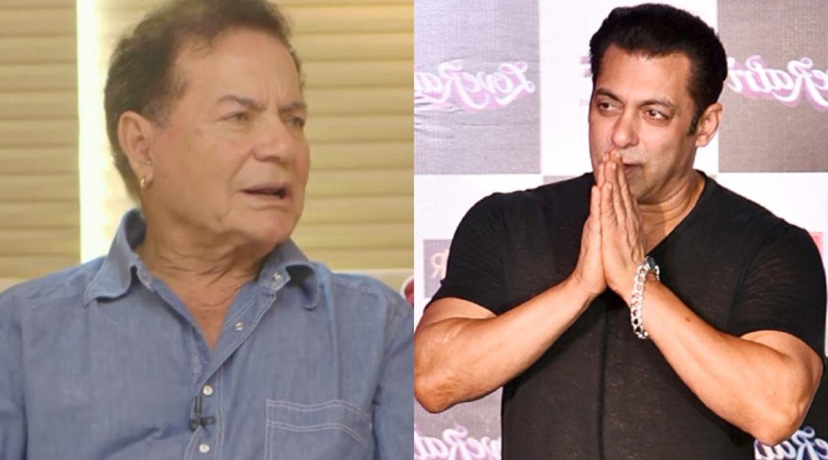 सलमान खान की दबंग 3 को लेकर उनके पिता सलीम खान ने कहा 'यह फिल्म गई बेटा'