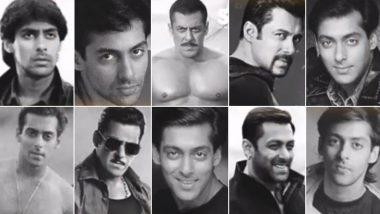 सलमान खान ने फिल्म इंडस्ट्री में पूरे किये 30, सोशल मीडिया पर फैंस दे रहे हैं बधाई