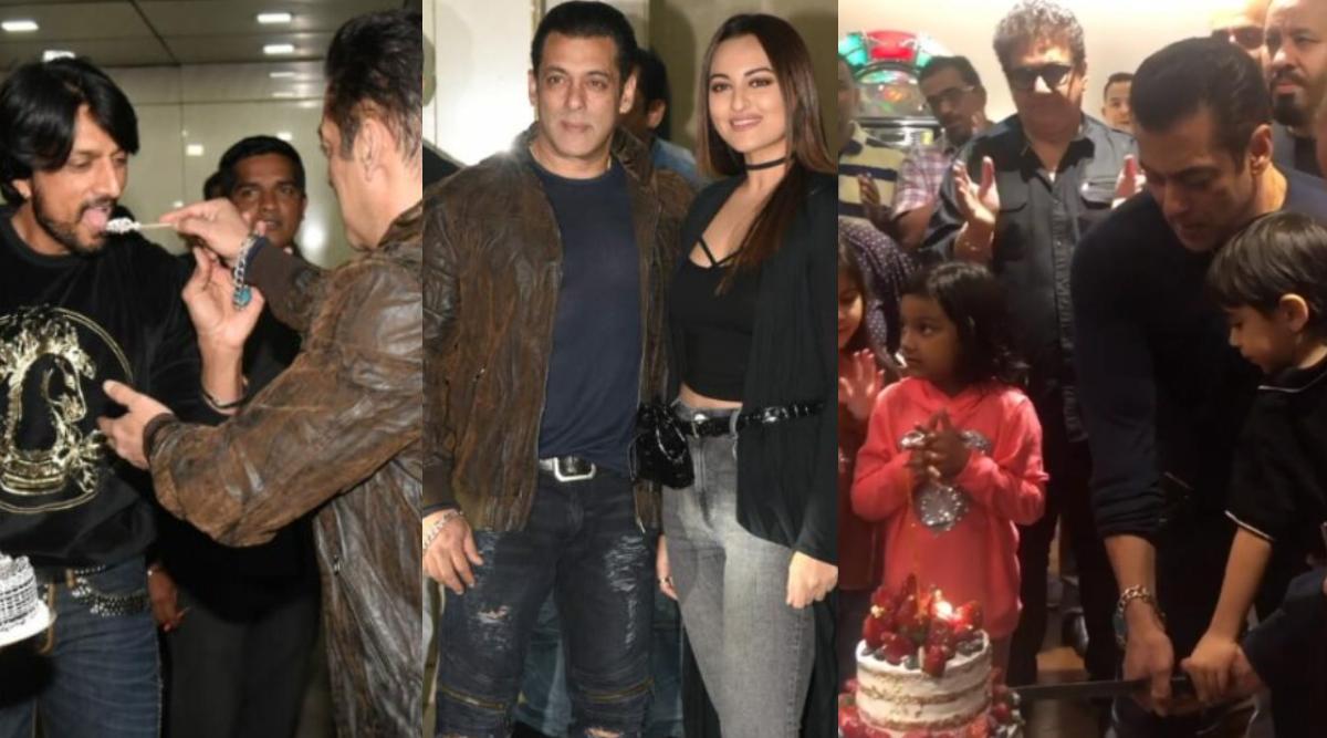 Happy Birthday Salman Khan: दबंग की बर्थडे पार्टी में लगा सितारों का मेला, देखिए पार्टी के अंदर का Video