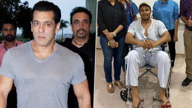 सलमान खान स्टारर 'राधे' के सेट पर जख्मी हुए रणदीप हुड्डा, अस्पताल से सामने आई ये फोटो