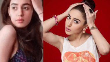 रबी पीरजादा के बाद मॉडल समरा चौधरी का Private Video हुआ लीक, पाकिस्तान में मचा हंगामा