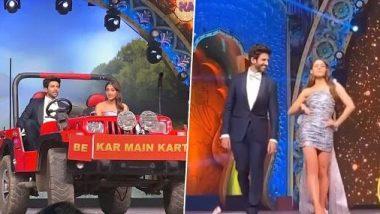 ब्रेकअप की खबरों के बीच कार्तिक आर्यन और सारा अली खान का स्टार स्क्रीन अवॉर्ड में साथ दिखा जलवा