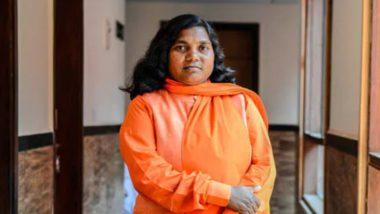 भारतीय जनता पार्टी छोड़कर कांग्रेस में शामिल हुईं पूर्व सांसद सावित्री बाई फुले ने दिया इस्तीफा