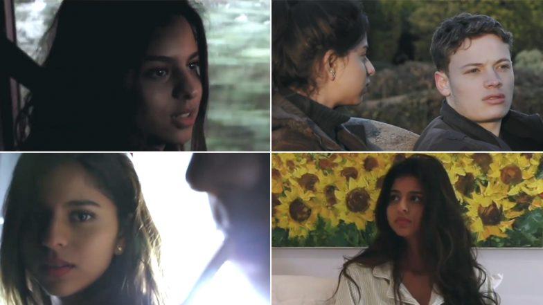 शाहरुख खान की बेटी सुहाना खान की शॉर्ट फिल्म के सीन्स इंटरनेट परहुए Viral, देखें Video