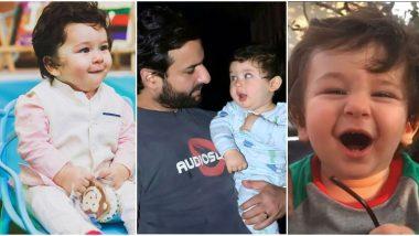 Taimur Ali Khan Birthday: करीना और सैफ के बेटे तैमूर अली खान के इस जन्मदिन पर देखिए ये उनकी 7 दिल जीत लेने वाली फोटोज
