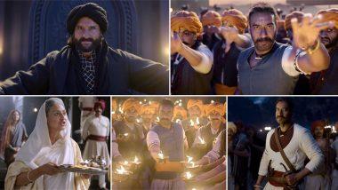 फिल्म 'तानाजी' से अजय देवगन का नया गाना 'शंकरा रे शंकरा' कर देगा आपके रोंगटे खड़े, देखें दमदार Video