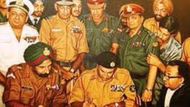 Vijay Diwas 2019: जब 1971 की जंग में भारत के सामने 93,000 पाकिस्तानी सैनिकों ने किया था आत्मसमर्पण और हुआ बांग्लादेश का जन्म, जानें भारतीय सैनिकों की यह वीरगाथा