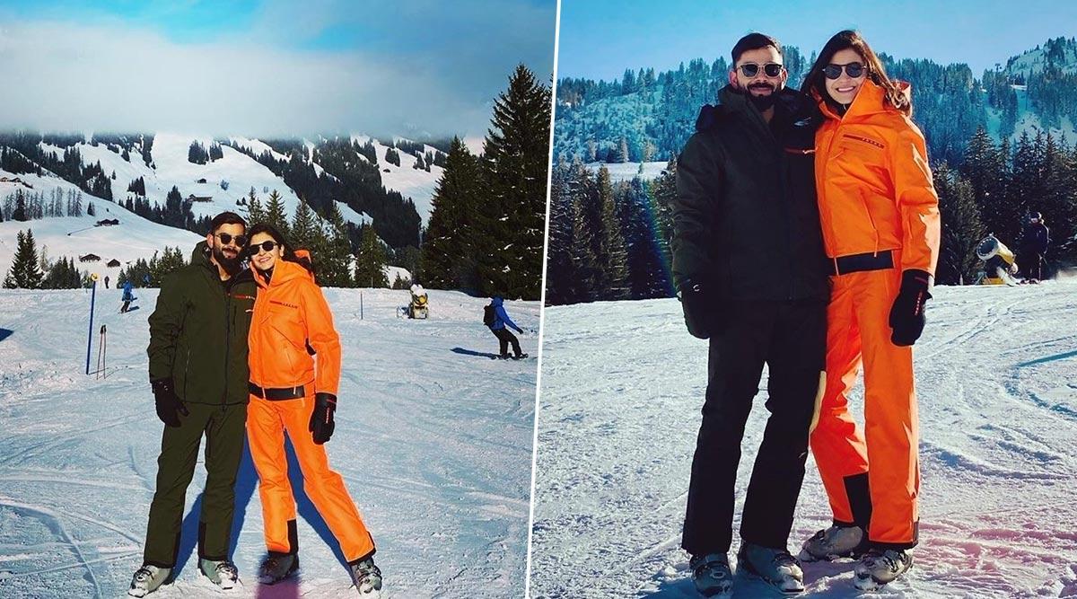 विराट कोहली और अनुष्का शर्मा दे रहे हैं वेकेशन गोल्स, स्विटजरलैंड से ये रोमांटिक फोटो हुई Viral